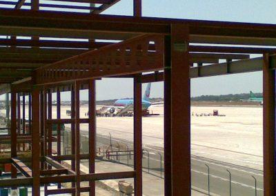 Rustimetal - Terminal de Carga del Aeropuerto de Málaga