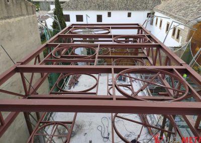 Rehabilitación Palacio Conde Duque (Jaén)